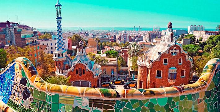 park guell barcelona